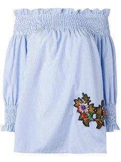 блузка с открытыми плечами Lorelli  Amuse