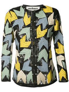 arrow short jacket Caban Romantic
