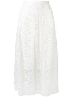 многослойная кружевная юбка Essentiel Antwerp