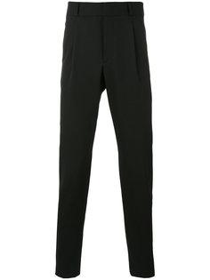 брюки кроя слим Saint Laurent