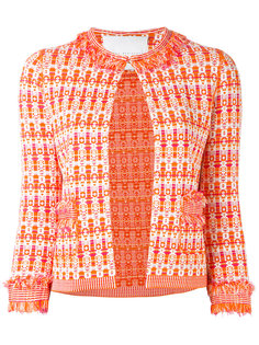 tassel detail jacket Giada Benincasa