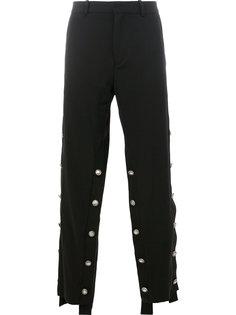 декорированные широкие брюки Y / Project