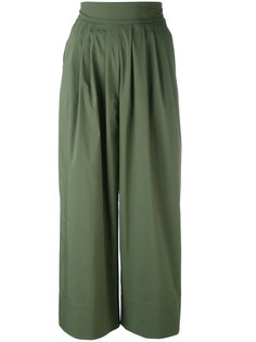 flared cropped pants  Sonia By Sonia Rykiel