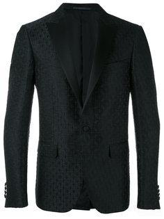 пиджак с принтом крестов Pal Zileri