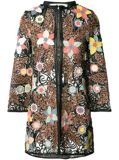 Indian Tree jacket Caban Romantic