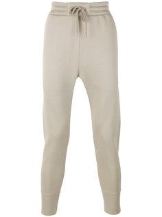 спортивные штаны узкого кроя Helmut Lang