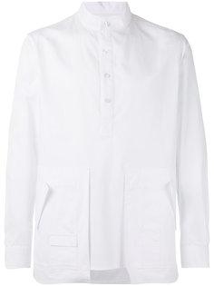 рубашка с крупными карманами Letasca