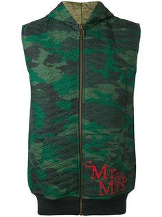 camoflage jacket Mr & Mrs Italy