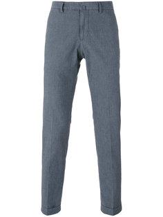 брюки кроя слим Briglia 1949