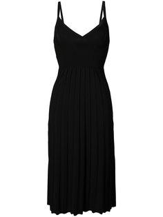 расклешенное платье с V-образным вырезом Elizabeth And James