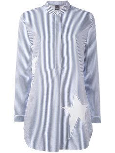 oversized star stripe shirt  Lorena Antoniazzi