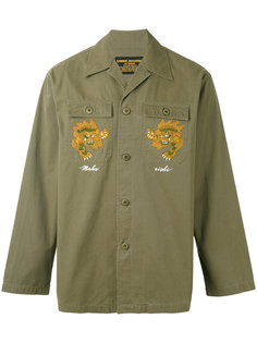Tour DAfrique shirt Maharishi
