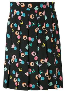 юбка из лакрицы Marc Jacobs