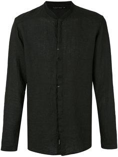 рубашка с воротником-мандарин Transit