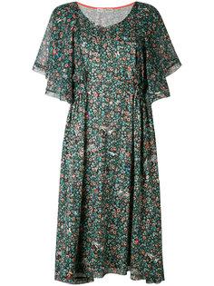 платье с цветочным узором Tsumori Chisato