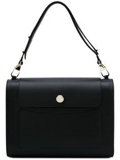 сумка с верхней ручкой Emporio Armani