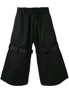 широкие шорты Y-3