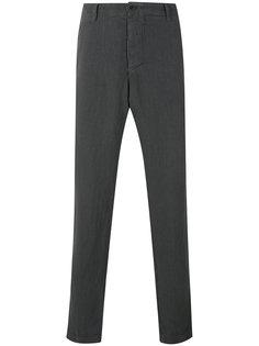 классические зауженные брюки Transit