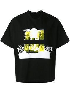 футболка свободного кроя с принтом Elephant Julius