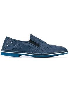 peforated loafers Baldinini
