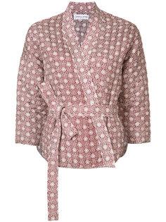пиджак с поясом на талии Apiece Apart