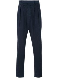 брюки с завышенной талией Officine Generale
