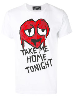 футболка с принтом Take Me Home Tonight Dom Rebel