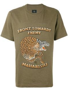 футболка Crouching Tiger Maharishi