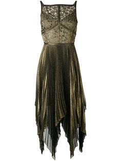 платье без рукавов Elie Saab