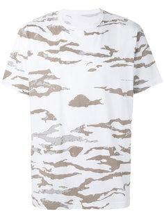 camouflage slouch T-shirt Maharishi