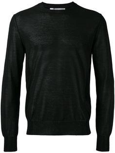 полупрозрачный джемпер Comme Des Garçons Shirt