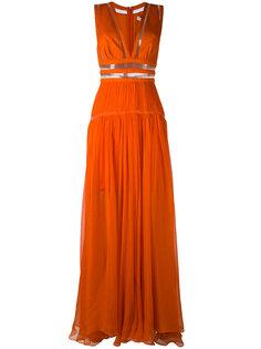 платье Tiger  Maria Lucia Hohan
