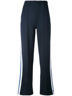 striped loose fit trousers Être Cécile