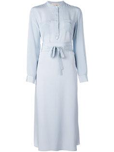 платье-рубашка в тонкую полоску Vanessa Bruno