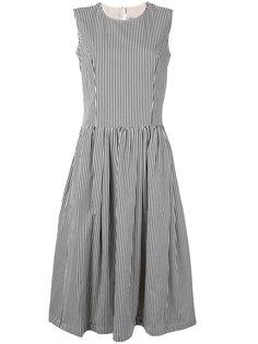 платье со сборками на талии Comme Des Garçons Comme Des Garçons