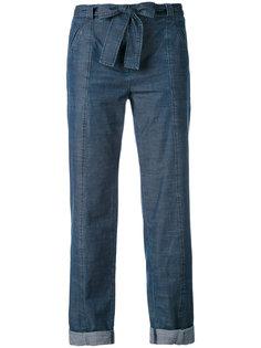 джинсы с поясом на завязках A.P.C.