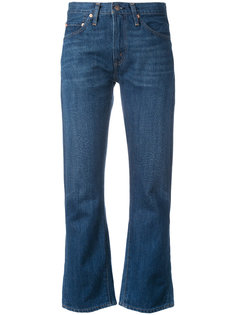 1967 505 Customized Bootcut jeans Levis Vintage Clothing