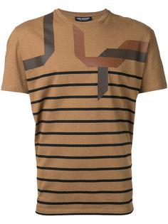 полосатая футболка Neil Barrett