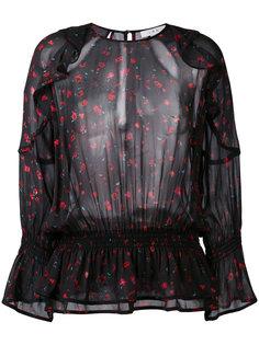 блузка July с цветочным принтом  Iro