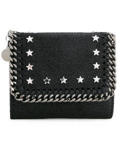 кошелек с заклепками в виде звезд Falabella  Stella McCartney