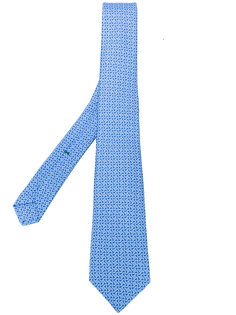 geometric pattern tie Borrelli