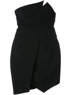 strapless mini dress  Alexandre Vauthier