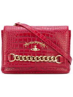 сумка на плечо с цепочной деталью Vivienne Westwood Red Label
