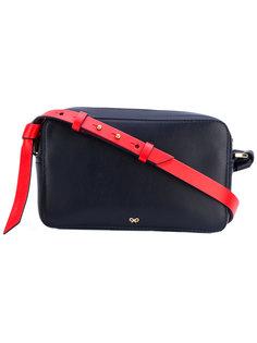 миниатюрная сумка через плечо Anya Hindmarch