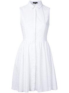 lace buttoned dress Loveless