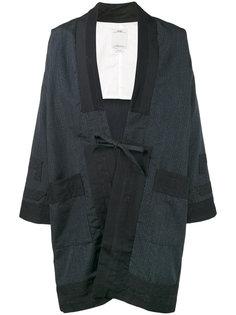 пальто в стиле кимоно Visvim