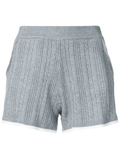cable knit shorts Guild Prime