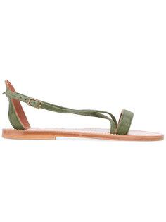 сандалии Flavia Epicure K. Jacques