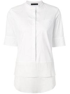 многослойная рубашка Fabiana Filippi