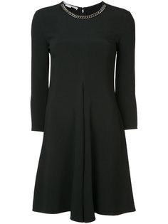 платье Falabella с цепочкой на горловине   Stella McCartney